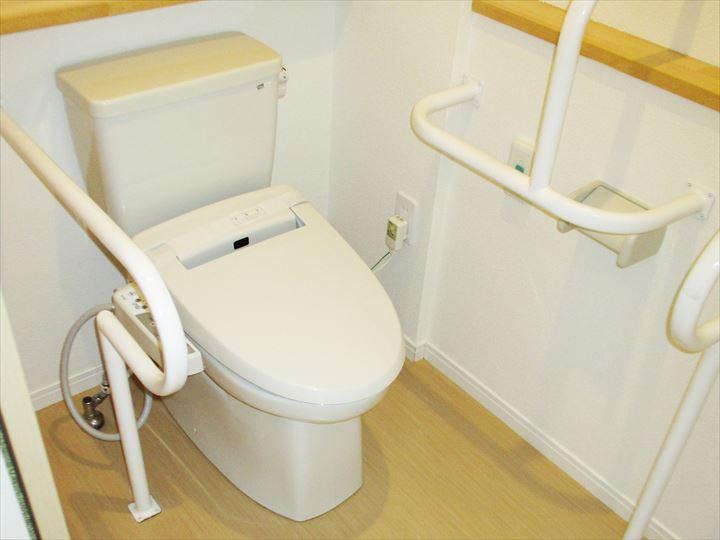 居室設備 お手洗い