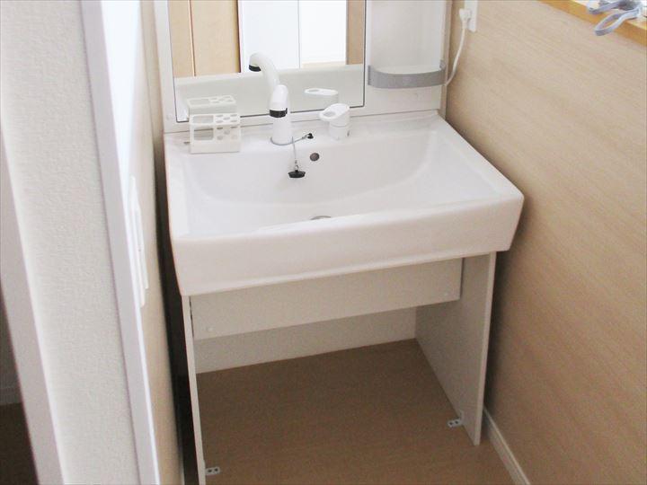 居室設備 洗面台